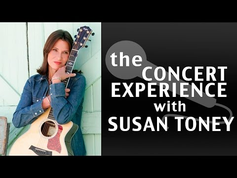 Susan Toney Interview | AfterBuzz TV's The Concert Experience