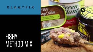 CARPologyTV - OlogyFix How to make a fishy Method mix