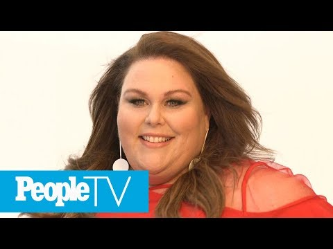 'This Is Us' Star Chrissy Metz Recalls Heartbreaking Moment Her First Kiss Rebuffed Her | PeopleTV
