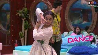 Bigg Boss 12: Srishty Rode Amazing Dance | सृष्टी रोड़ का खूबसूरत डांस | BB 12