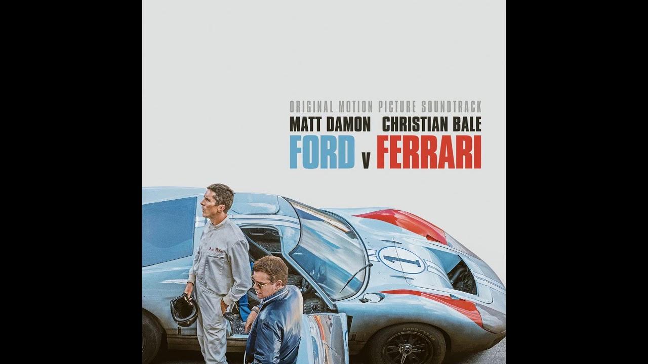 Marco Beltrami, Buck Sanders , Le Mans 66