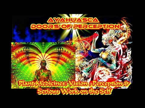 Visionary Plant  Journeys - Doors of Perception - Sacred Ayahuasca