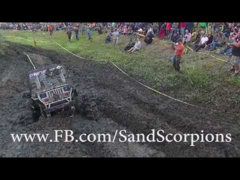 Sand Scorpions, 2017 Moses Lake $1500 Bounty Hole & Team Mud Bogs Promo