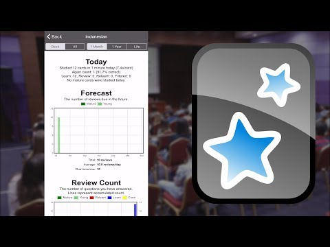 How to Check your Statistics on Anki