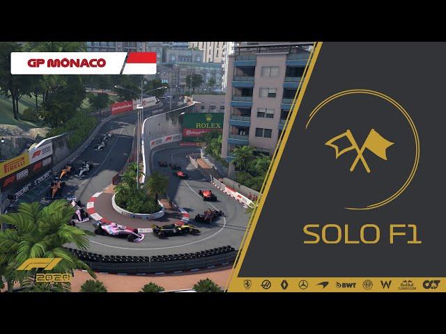 🔴 F1 2020 // Retransmisión SoloF1 (Gp Mónaco)