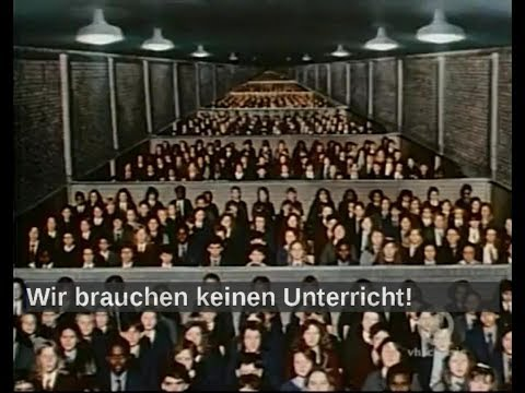 [Deutsch] Another Brick In The Wall (Pink Floyd)