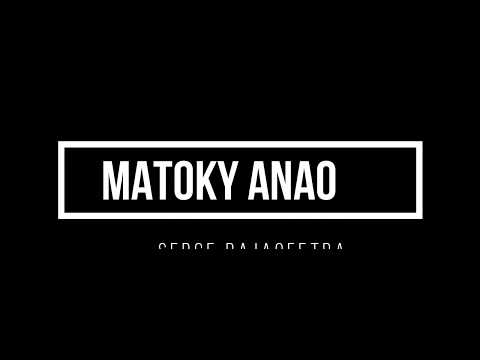 ANAO MATOKY GRATUIT KORAITA NY TÉLÉCHARGER