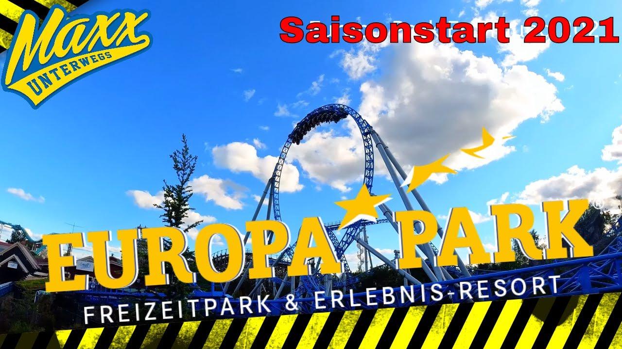 Europa Park | Saisonstart | 2021 - Alle Infos und Fakten
