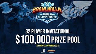 Brawlhalla Esports 2017 Trailer