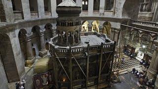 видео Храм Гроба Господня