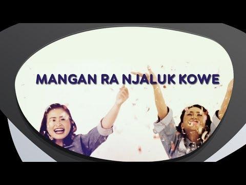 Lsista - Mangan Ra Njaluk Kowe (OFFICIAL MUSIC VIDEO)