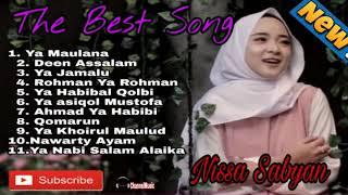 Full Album Nissa Sabyan.The Best Song 2018