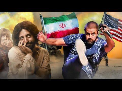 Fábio Rabin - Brasil Na Guerra EUA Vs Irã ? / Porta Dos Fundos / Araçatuba
