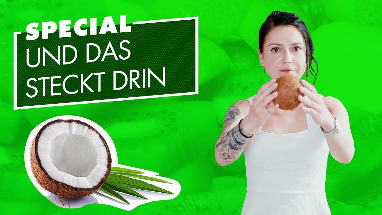 dfm Special | Wunderwaffe Kokosnuss