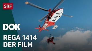 Rettung aus der Luft | Rega 1414 – Der Film | Doku | SRF DOK