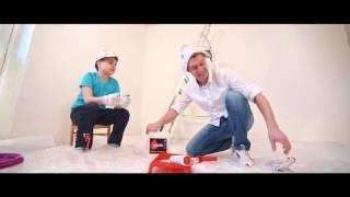 видео Водно-дисперсионные краски