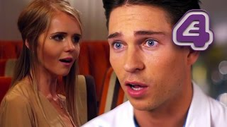 Joey Essex's Burping Date And Tyger Drew-Honey's Chat Up Line | Celebs Go Dating