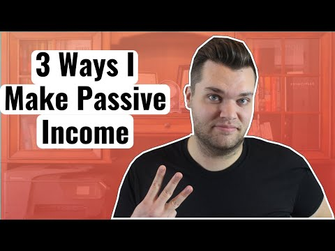 How To Make Passive Income Online (As A Beginner Or With No Money)