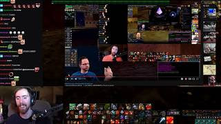 Asmongold and Mcconnell does reactception and debates MMORPGs and gaming in general