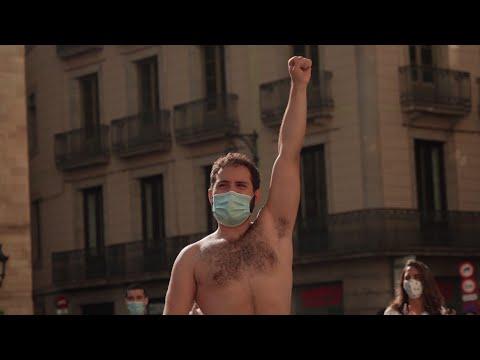 Associated Press: Spain doctors strike againt amid virus struggle