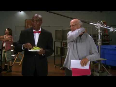 Curb Your Enthusiasm - Leon sees Seinfeld for the first time