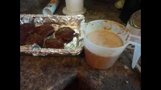 Thrifty Meals: Salisbury Steak And Garlic Mashed Taters