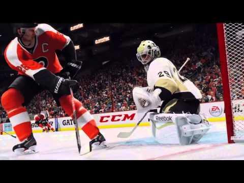 В библиотеку бесплатных игр сервиса EA Access добавлен проект NHL 15