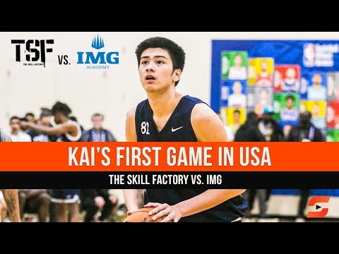 KAI SOTTO'S first OFFICIAL game in the USA   TSF vs. IMG   SUVtv Replay