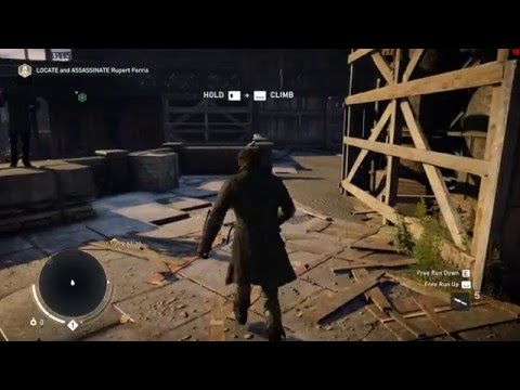 Assassin's Creed - Syndicate on R9 380 + i7-4790 (1080p Ultra Setting) 60FPS