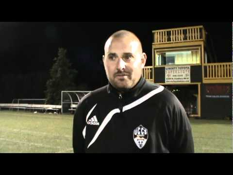Post game interview with Henry Ellis 09-09-11