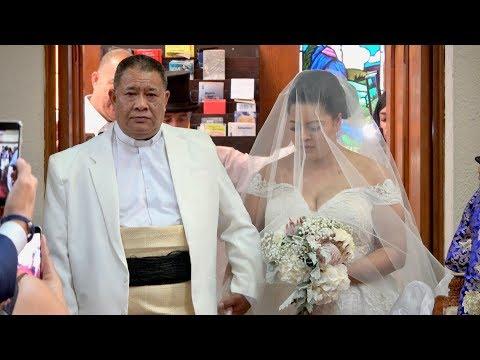 Bride's Entrance - Why I Love You - MAJOR (cover) - Hifoileva Fifita & Hala Katoa Wedding