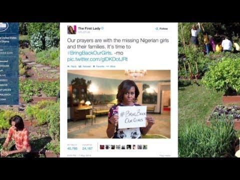 Obamas on Nigeria; Hillary & Boko Haram