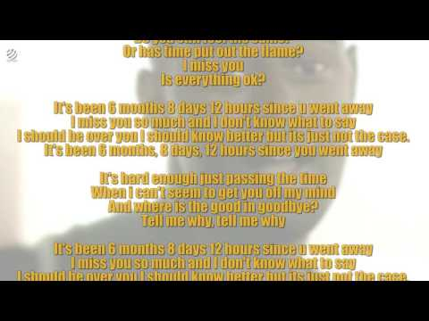 6, 8, 12 - Brian McKnight (Lyric video) [HQ]