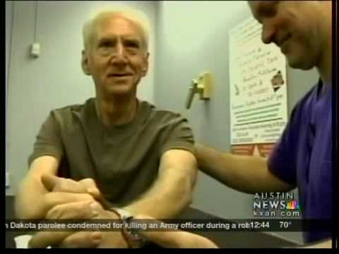 Botox for stroke patients - YouTube