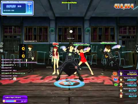 Audition Crazy Dance 8 : 128 BPM Audition - Night [Indonesia]