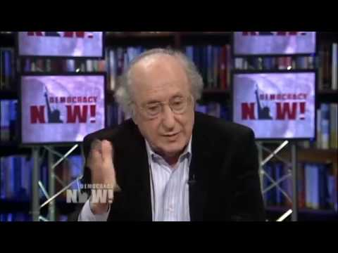 Henry Siegman on the Israeli Occupation of Palestine Israel Provoked this War