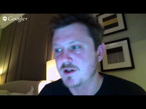 Hangout on Air with House of Cards creator Beau Willimon