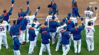WAS@NYM: Mets salute Citi Field after 90th win