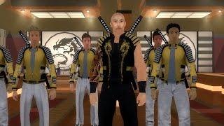 Saints Row 2 - Mission #10 - Kanto Connection