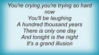 Joan Osborne - Grand Illusion Lyrics