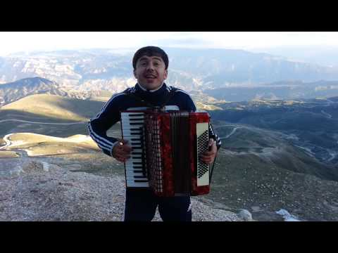 Шамиль Ханакаев (На гармошке) - в горах родного края...