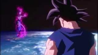 DBZ: Bills vs Goku.amw ¨I am stronger¨