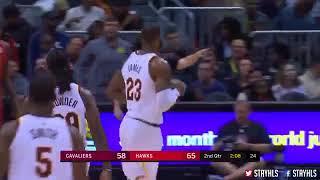 Cleveland Cavaliers vs Atlanta Hawks Full Game Highlights   Week 7   2017 NBA Season