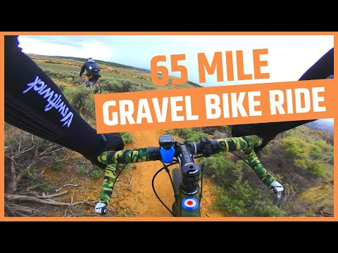 Can I Complete A 65 Mile Gravel Bike Ride Around Leadville Colorado?