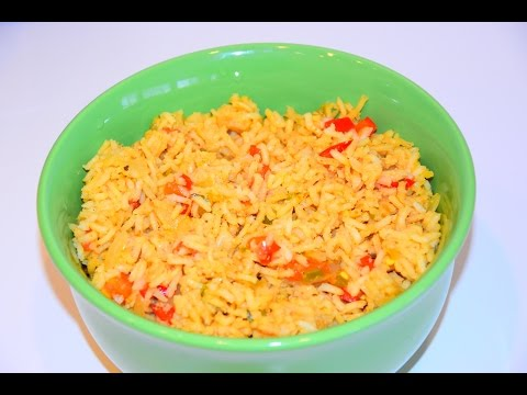 Recipe: How To Make Spanish Rice