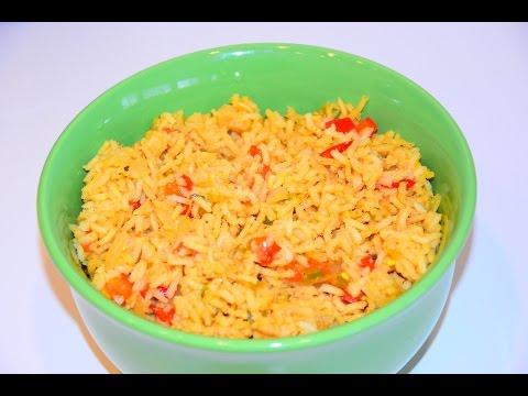 Recipe: How To Make Spanish Rice