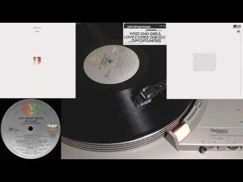 Mace Plays Vinyl - Pet Shop Boys - Please - Full Album