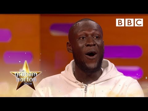 Stormzy opens up on fame     The Graham Norton Show - BBC