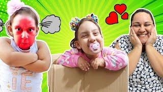 Maria Clara em histórias engraçadas para crianças - MC Divertida