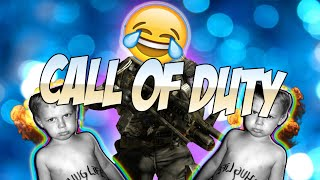 Call of Duty Trash Talking Little Kid (Game Chat Funny Moments)